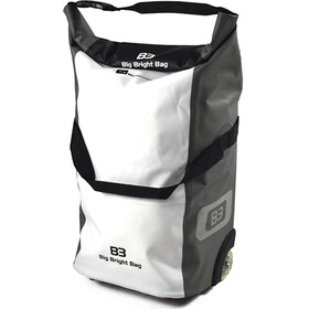 B&W International B3 - Bolsa bicicleta - blanco/negro